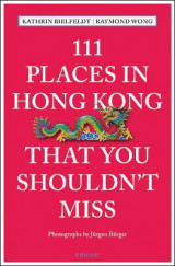 Omslag - 111 Places in Hong Kong That You Shouldn't Miss