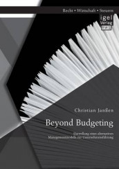 Beyond Budgeting av Christian Janssen (Heftet)