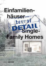 Omslag - Best of Detail: Einfamilienhauser / Best of Detail: Single Family Houses