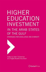 Omslag - Higher Education Investment in the Arab States of the Gulf