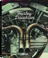 Omslag - The Harley Davidson Book