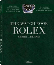 Rolex: The Watch Book (New, Extended Edition) av Gibsert L. Brunner (Innbundet)