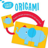 Omslag - I Can Do That: Origami