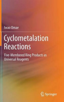 Cyclometalation Reactions av Iwao Omae (Innbundet)