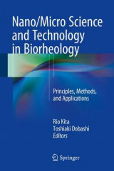 Omslag - Nano/Micro Science and Technology in Biorheology