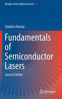Fundamentals of Semiconductor Lasers 2015 av Takahiro Numai (Innbundet)