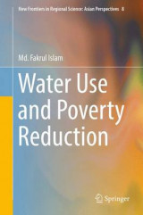 Omslag - Water Use and Poverty Reduction 2016