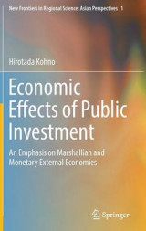 Omslag - Economic Effects of Public Investment 2016