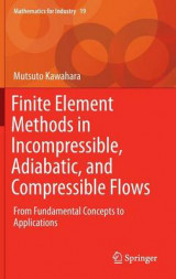 Omslag - Finite Element Methods in Incompressible, Adiabatic, and Compressible Flows 2016