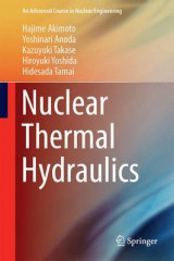 Omslag - Nuclear Thermal Hydraulics 2017