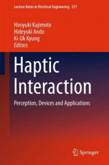 Omslag - Haptic Interaction
