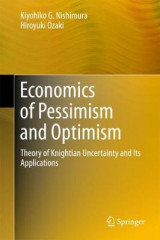 Omslag - Economics of Pessimism and Optimism