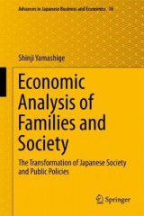 Omslag - Economic Analysis of Families and Society