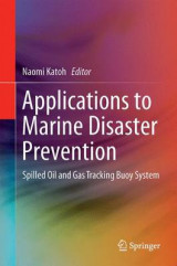 Omslag - Applications to Marine Disaster Prevention 2016