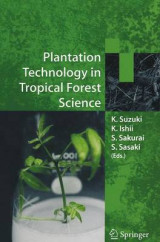 Omslag - Plantation Technology in Tropical Forest Science