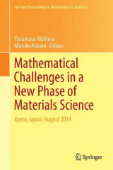 Omslag - Mathematical Challenges in a New Phase of Materials Science 2016