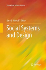 Omslag - Social Systems and Design
