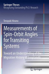 Omslag - Measurements of Spin-Orbit Angles for Transiting Systems