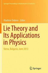 Omslag - Lie Theory and its Applications in Physics