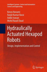 Omslag - Hydraulically Actuated Hexapod Robots