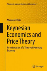 Omslag - Keynesian Economics and Price Theory