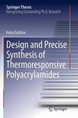 Omslag - Design and Precise Synthesis of Thermoresponsive Polyacrylamides