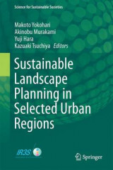 Omslag - Sustainable Landscape Planning in Selected Urban Regions