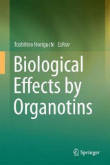 Omslag - Biological Effects by Organotins 2017