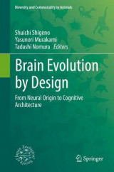 Omslag - Brain Evolution by Design 2018