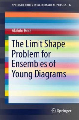 Omslag - The Limit Shape Problem for Ensembles of Young Diagrams