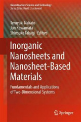 Omslag - Inorganic Nanosheets and Nanosheet-Based Materials