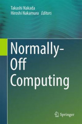 Omslag - Normally-Off Computing