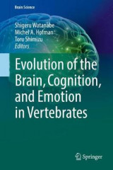 Omslag - Evolution of the Brain, Cognition, and Emotion in Vertebrates