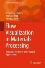 Omslag - Flow Visualization in Materials Processing