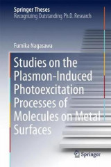 Omslag - Studies on the Plasmon-Induced Photoexcitation Processes of Molecules on Metal Surfaces