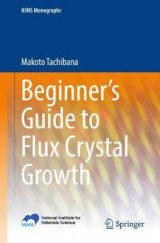 Omslag - Beginner's Guide to Flux Crystal Growth