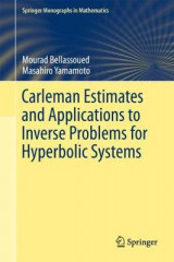 Omslag - Carleman Estimates and Applications to Inverse Problems for Hyperbolic Systems