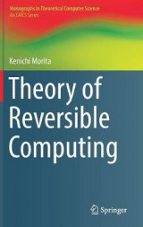 Omslag - Theory of Reversible Computing