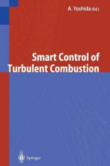 Omslag - Smart Control of Turbulent Combustion