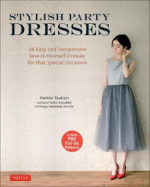 Stylish Party Dresses av Yoshiko Tsukiori (Heftet)