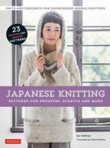 Omslag - Japanese Knitting: Patterns for Sweaters, Scarves and More