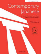 Omslag - Contemporary Japanese Volume 2: Volume 2
