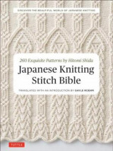 Omslag - Japanese Knitting Stitch Bible