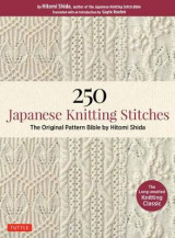 Omslag - 250 Japanese Knitting Stitches