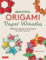 Omslag - Beautiful Origami Paper Wreaths