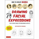 Omslag - How to Create Manga: Drawing Facial Expressions
