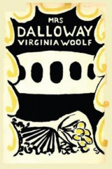 Omslag - Mrs Dalloway Virginia Woolf - Large Print Edition