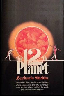 The 12th Planet av Zecharia Sitchin (Heftet)