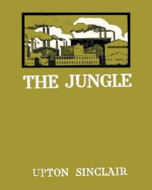 The Jungle Upton Sinclair - Large Print Edition av Upton Sinclair (Heftet)