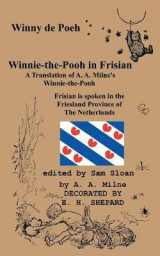 Omslag - Winny de Poeh Winnie-The-Pooh in Frisian a Translation of A. A. Milne's Winnie-The-Pooh Into Frisian
